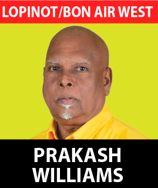 """Mr. Prakash Williams is a retired secondary school principal, a director at the Eastern Regional Health Authority, a community activist and a karate instructor. He is delighted and honoured to be UNC's homegrown candidate for Lopinot / Bon Air West in the Trinidad & Tobago 2020 General Elections.  Mr. Williams is a man who truly cares about the constituency and believes that """"Putting People First"""" is the guiding principle of good governance. Throughout the constituency, he is well known for his outstanding contributions to community service and sporting activities. He is truly a man of the people!  On August 10, 2020 … Let us Put People First! Vote for Prakash Williams! Vote for the UNC!"""