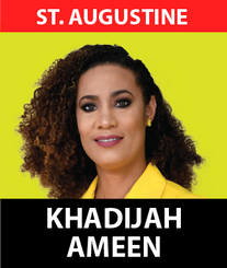 A young powerful and highly competent woman, Khadijah has proven herself a force to be reckoned with in the political arena. Serving as the current deputy political leader of the UNC since 2015, she continues to serve the people of Trinidad and Tobago in the Senate as a led speaker on several pieces of legislation over the years.  By age 17, Khadijah was running a homework centre and a sports and youth group from her home through her village council in Carapo. She was engaged in squatter regularization, neighbourhood watch, fighting for roads, water and lights for her community.  In the UNC she worked as a street captain, polling agent, area manager, campaign manager, served as a youth officer and chairman for numerous elections at the constituency executive level.  At age 21 she was nominated by the party to contest local government election for St. Augustine South where she served as councillor for 10 years. In 2010 she became the youngest person in history of T&T to become a Chairman of a Regional Corporation.  She later served as advisor to Minister of Local Government. At the national executive level she served as Deputy Chairman, acted as chairman and is currently Deputy Political Leader. She completed her undergraduate studies in Public Administration at UWI and holds a Master's in Business Administration