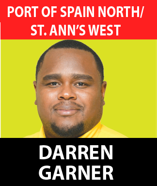 Darren Garner is wholeheartedly dedicated to serving the Parliamentary electoral district of Port of Spain North/St Ann's West.  A past pupil of Eastern Boys Primary & St James Secondary, Darren comes from humble beginnings living in the Port of Spain area.  A natural leader, he has served in youth groups advocating and agitating for change and in doing so has helped others to realize their full potential. It is for this reason he has certified himself in Life Coaching where he further enhanced his leadership and communication skills seeking to bring out the best in persons and helping them to realize their life's purpose.  He has also recently concluded certification in Communications Studies and is currently attached to the Volunteer Center of Trinidad and Tobago where he intended to assist troubled youths 'find their way' through Mentorship, making their life alot better than he met them.  He is currently pursuing Unit Certification from the Princes' Trust International in Coaching/Mentorship.  Through his firm belief in God and the unwavering support of his wife, mentors, family and friends Darren is committed and ready to roll up his sleeves and work for the greater good of his Country.