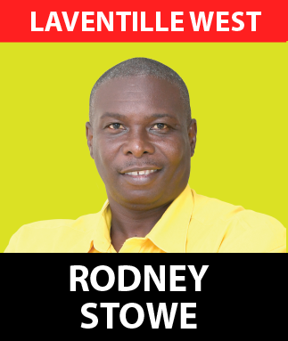 Rodney Stowe has spent many years of his life serving the constituency of Laventille West, especially in the cultural field.  As a professionally certified Steel Pan tuner, Rodney has dedicated countless hours of his life not only to promoting our national instrument but using this steel pan as an inspirational tool to change the lives of others within his constituency.  Having been awarded for his excellence as a tuner and arranger by Pantrinbago, Rodney is now seeking to use his same passion the for promotion of our national instrument to develop the lives of the people of Laventille West.  Rodney has travelled across the region tuning pans and continues to be one of only a handful of persons able to do so today.  His aim is to offer a proper voice to the people of Trinidad and Tobago they can all become equal partners in national development.