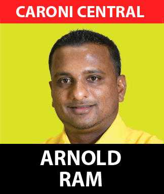 Arnold Ram is a highly qualified young man with a thirst for knowledge. He possesses an LLB from the University of London, an MBA from Edinburgh Business School, a Legal Practice Certificate at the University of Staffordshire and BSc. Electrical & Computer Engineering from the University of the West Indies, St. Augustine.  A member of the UNC National Executive where he serves as the Policy and Strategy Officer, Arnold has been a strong supporter and defender of the party since its inception.  He currently works as a partner at the Oriens Law Chamber and has worked as a Senior Manager at TSTT, an Operations Engineer at T&TEC, an Engineer-in-Training at PLIPDECO and a Site Superintendent at Franklyn & Errol Electrical Services. He has also worked entry-level roles at the UWI St. Augustine, CARIB Glass Works and Ramdass Transport Ltd.  He also served as a Member of the Board of Directors for Petrotrin between 2010 to 2015 Mr. Ram has served as the UWI Guild President and received a number of awards recognizing his efforts in student governance, cricket and football.