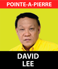 """David Lee has offered dynamic and resilient representation to the people of Pointe a Pierre for the last five years having been elected in 2015. In the last five years, he has fought inside and outside of the Parliament for better roads, community development and standard of living for the people of Pointe a Pierre.  In the last five years besides fighting for the people of Pointe a Pierre, David Lee has offered yeoman service to the United National Congress serving as its Chairman from 2015 to 2017 and then its Deputy Political Leader from 2017 to present. Qualified in Finance and Accounting, the St. Mary's Old boy spent over 15 years at the Central Bank of Trinidad and Tobago and subsequently served as the CEO of a large shipping Conglomerate.  In the last five years, MP Lee has truly given a voice to his constituents of Pointe a Pierre within the Parliament as he has served as the Opposition Chief Whip, served as a member of the Joint Select Committees on Insurance, Energy Affairs, Private Security and the House Committee. In these five years he has consistently fought for improvements to schools, roads, drains and community infrastructure to better the lives of the people of Pointe a Pierre.  Dr. Lee's service to Trinidad and Tobago exceeds his tenure as a Member of Parliament as between the period 2010 to 2015 he served as the Chairman of the MIC Institute of Technology, playing a key role in expanding the technical and vocational skills training across Trinidad and Tobago. With a vision and passion for making a difference in the lives of young people Dr. Lee ensured that MIC programmes were accessible to all and under his guidance the MIC has opened four new centres in Tobago, O'Meara, Penal and Diego Martin.  As the Member of Parliament for Pointe a Pierre, he kept to this same level of innovation and people-centred development as his signature programs such as the """"Backpack for Hope"""" has outfitted hundreds of children with the tools necessary to obtain an ed"""