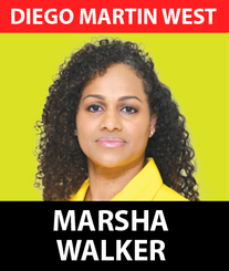 """Marsha Walker is a coach, author, and a passionate advocate for responsible parenting.  From humble beginnings, Marsha quickly moved through the ranks in the corporate world and eventually made her exit at age 29 to spend more time raising her daughter and giving back.  Marsha turned to her first love, sport, to provide a source of income and did this successfully. She saw a gap in the market and she filled it. The Just Be Active Academy focuses on children ages 3 to 7 years old and introduces them to various sports and outdoor activities. The main attraction started off being surprise visits from the likes of Dwayne Bravo, Keshorn Walcott and Cleopatra Borrel, but now parents are clamouring for a spot due to the quality of the service and Marsha's gift for coaching children.  Being the sole bread winner at the time and a home-schooling mom at that, Marsha's creativity in business was a necessity in making life work.  Apart from the academy, Marsha has authored a children's book Entitled """"If I Can, You Can Too,"""" which tells the true story of some of our local heroes in a child friendly manner, the book has been inspiring children from Laventille to Barrackpore since 2015, and her passion for parenting landed her a contract in 2017 with the Guardian Media Group where she produced a full line of parenting media under her brand CARE, until 2019 when she took a break from everything to give birth to her second daughter.  She is young, vibrant and a breath of fresh air. Her energy leaves adults and children alike inspired and hopeful.  Mentorship played an important role in Marsha's life so it is now a dream come true to be able to spend her days helping others achieve the same success she has."""