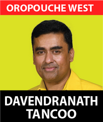 """A name everyone is familiar with in the UNC and the wider nation as the General Secretary of the party and a foundation member within the party. Davendranath or """"Dave"""" has served in a multitude of different roles advising both Government Ministers and Opposition Leaders.  A highly educated individual holding a bachelor's in economics as well as being a qualified attorney at law, Dave continues to educate and equip himself to be the best person he could be.  Not limiting himself to the public sector, Dave has also worked in the private sector for a number of years where he worked as a project manager as well as an executive director for a number of years as well.  Being a key figure within the party where he has been serving as the General Secretary since 2010, Dave has been instrumental in the victorious 2010 election as well as the rebuilding of the party after 2015. He has been working tirelessly in formulating and building the plans and policies to transform the nation through good governance and proper representation.  Dave continues to be a strong supporter of the party and believes in the UNC."""