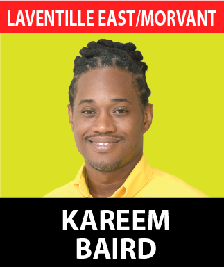 Having lived in the constituency of Laventille East for the past 31 years, Kareem is a man who has spent years moulding the minds of many as a Teacher. Having seen the underdevelopment and neglect that this constituency, as well as its talented constituents, face, Kareem is making a stand to build Laventille East into a constituency where opportunity and success are available to all.  As a teacher and Bishop, Kareem made significant strides in last year's Local Government Election and is hoping to build on that support to get Laventille East working again.  Throughout his years as a school teacher, he has always strived to instil in his students the values and morals that would not only encourage them to be good prosperous adults for Laventille East Morvant, but for whole of Trinidad and Tobago.  His fight is to ensure that the people of this constituency, especially the youth, have a brighter future under the United National Congress.