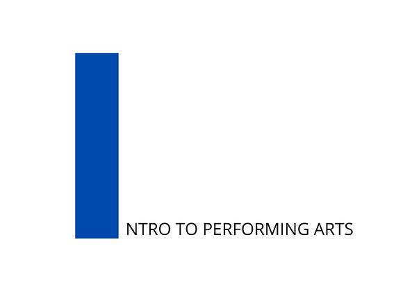 Intro Performing Arts Prep-8yrs