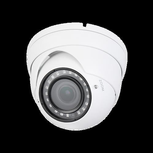 HD Coaxial Camera, 4MP HDCVI Dome Camera, 2.7-13.5mm Vari-Focal Lens