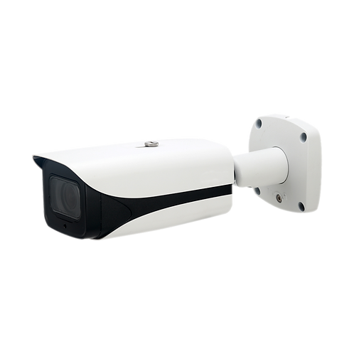 IP Camera, 6MP 7-35mm Lens WDR IR Bullet Network Camera