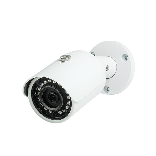 HD Coaxial Camera, 4MP HDCVI PoC IR Bullet Camera
