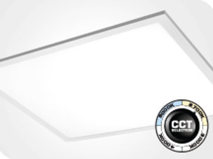 2x4 LED FLAT PANEL EDGE LIT CCT SELECTABLE 4,254 Lumens