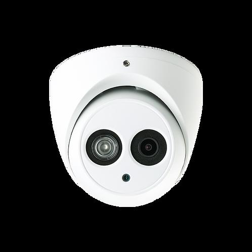 HD Coaxial Camera, 4MP HDCVI PoC IR Eyeball Camera