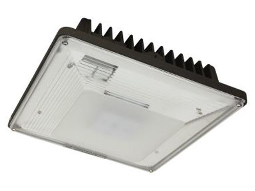 LED LOW-PROFILE CANOPY 53 Watt, 6,510 Lumens, 5,000K