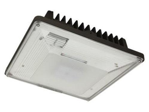 LED LOW-PROFILE CANOPY 53 Watt, 5,450 Lumens, 5,000K
