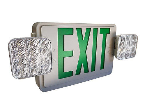 LED Emergency Combo - Green