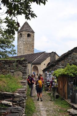 Kapelle San Bernardo