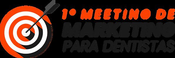 Logotipo do Meeting de Marketing para Dentistas da Clinicorp