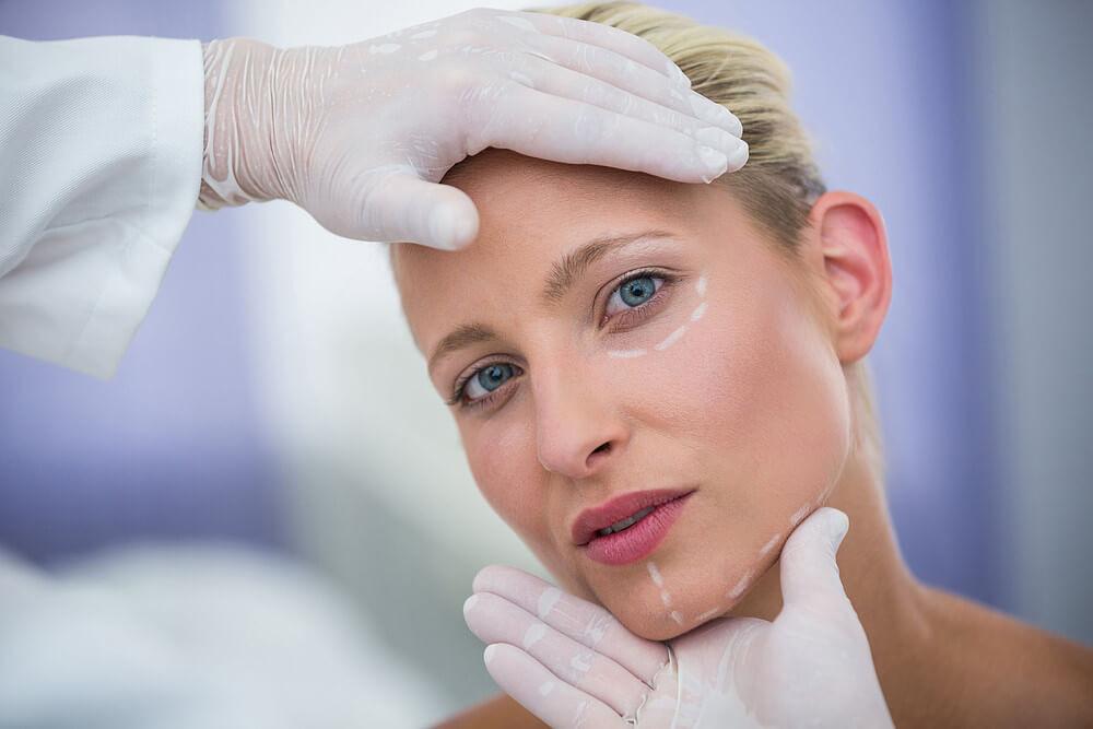 serviços de estética: harmonização facial é um dos procedimentos mais procurados.
