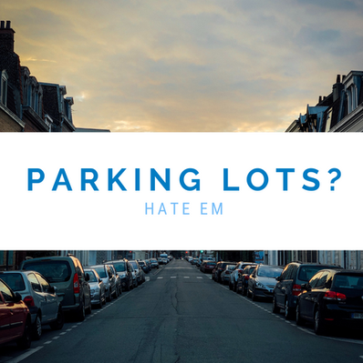 Parking Lots?