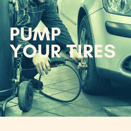 Pump Your Tires