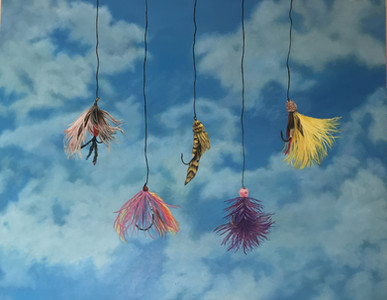 Lures in Sky