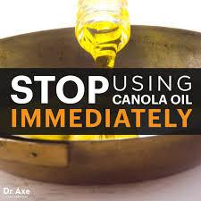 Canola Oil (Toxicity & Origins)