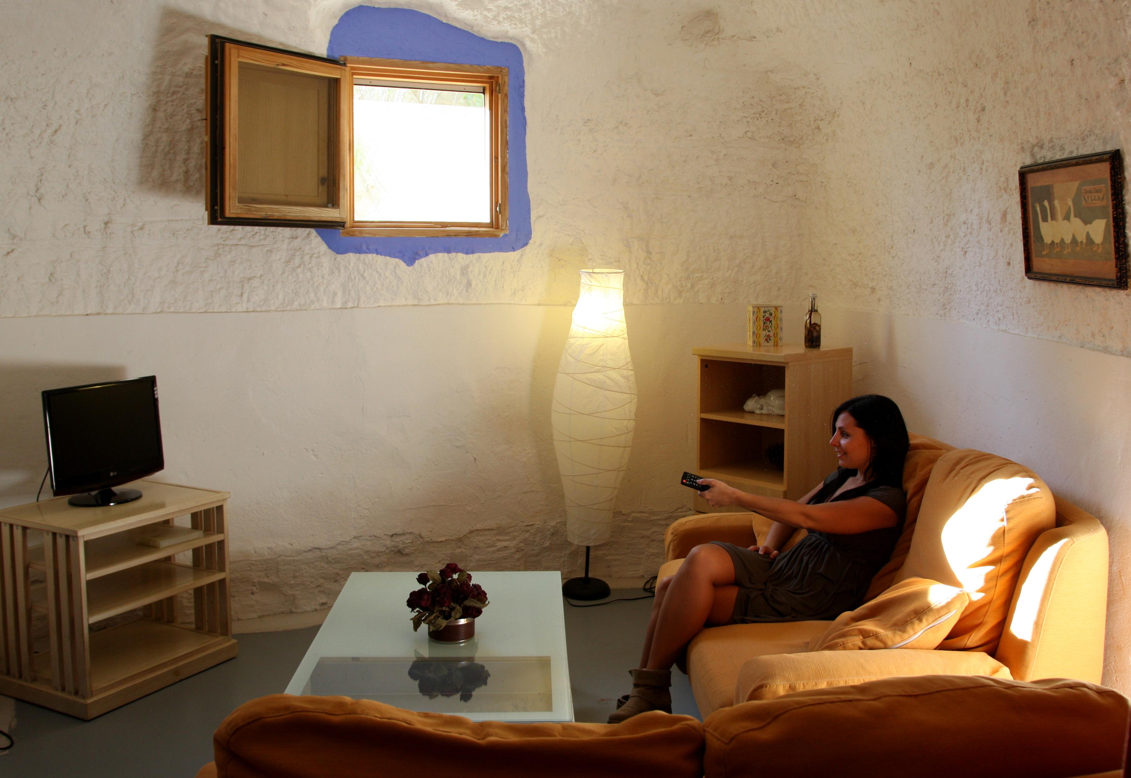 De relax en la Casa Cueva