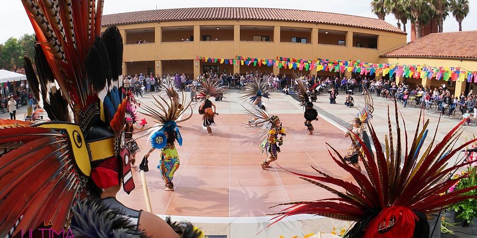 June 30: Danza back at the School of Arts & Culture!