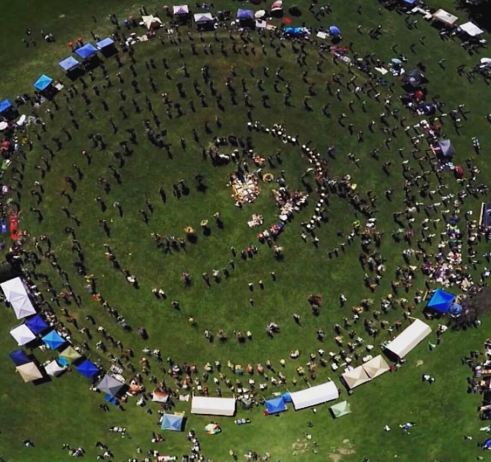 Ceremonial Circle
