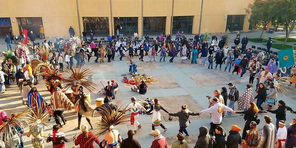Un-Thanksgiving Sunrise Ceremony