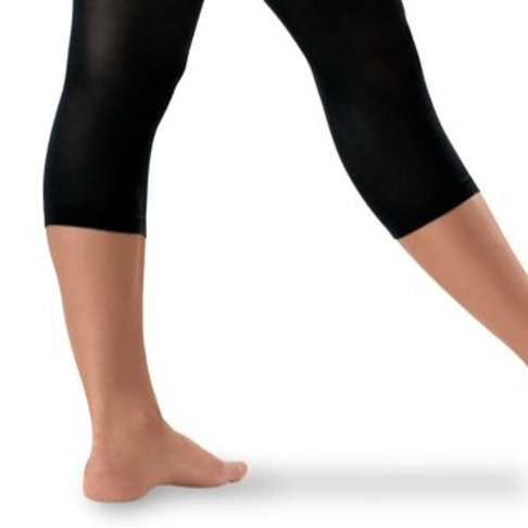 ADULT SEAMLESS CAPRI TIGHTS