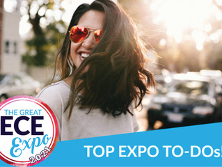 Attendee Talk: How To Make the Most of Your Time at The Great ECE Expo
