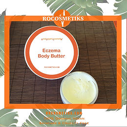 ECZEMA, ACNE & PSORIASIS BODY BUTTER