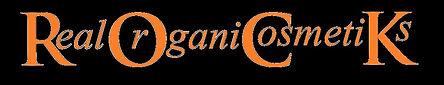 RealOrganiCosmetiKs Orange Txt Black Bgd