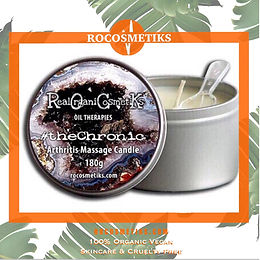 #theChronic Arthritis Massage Candles
