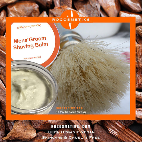 Mens'Groom Pre-Shaving Cream