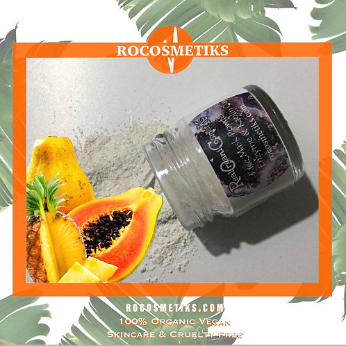 FRUIT ENZYME CLAY FACE MASK