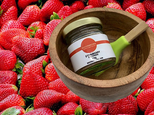 STRAWBERRY & CLAY FACE MASK