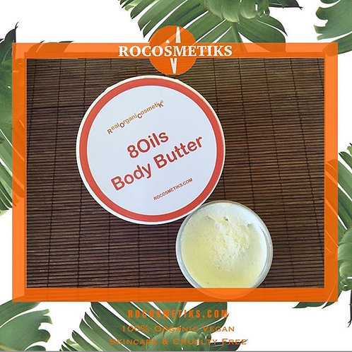 8OIL BODY BUTTER