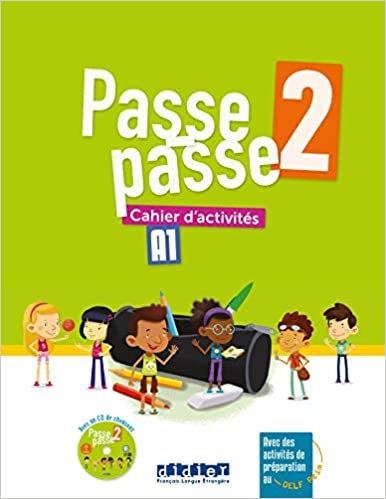 PASSE-PASSE 2 CAHIER+CD