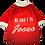 "Thumbnail: Dog T-Shirt Dog Shirt with Inspirational Msg  ""Mi amo y yo creemos en Jes?s"""