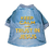 """Thumbnail: Dog T-Shirt Dog Shirt with Inspirational Messages """"Keep Calm and Trust in Jesus"""""""