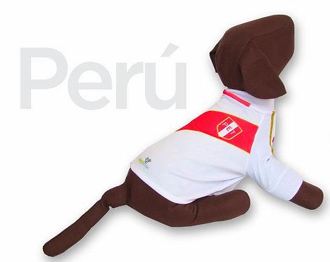 Peru Dog T-Shirt Shirt 2019 Qatar Worldcup