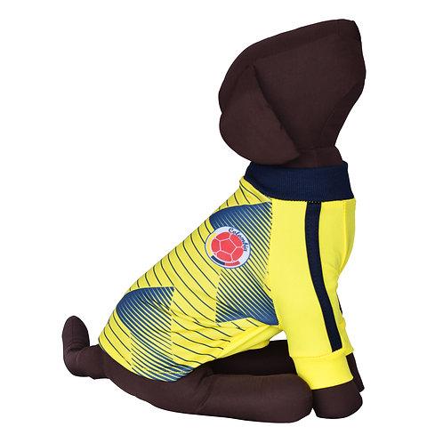 Colombia Dog T-Shirt Shirt 2019 Qatar Worldcup