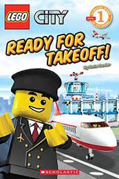 Lego City Ready For Takeoff