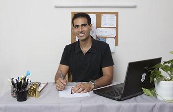 רונן סימיאן, מורה פרטי למתמטיקה