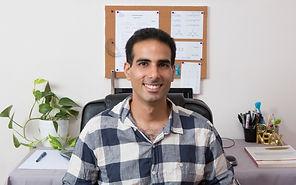 רונן סימיאן, מורה למתמטיקה