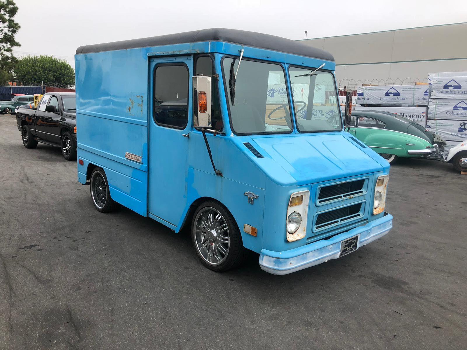 Ford Step Van