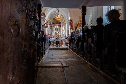 BERGfrühling 18 / Pfarrkirche Sternberg