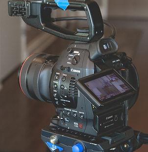 Videokamera Canon Eos C100 - video-94356