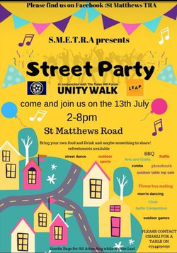 STREET PARTY 12